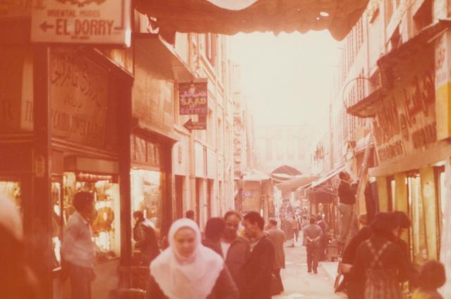 השוק בקהיר