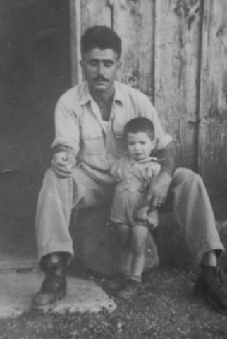 יוסף ואביו פנחס ג'ינו