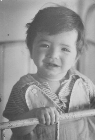 יוסי ג'ינו בן שנה