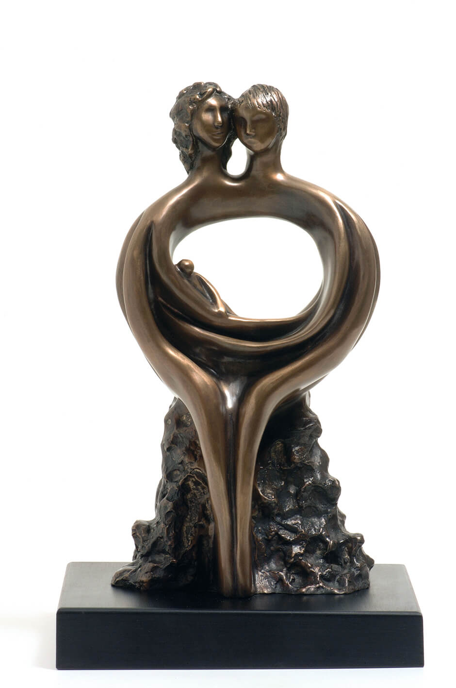32. Baby Born  | Bronze | 45x25 cm. 18x10 in.