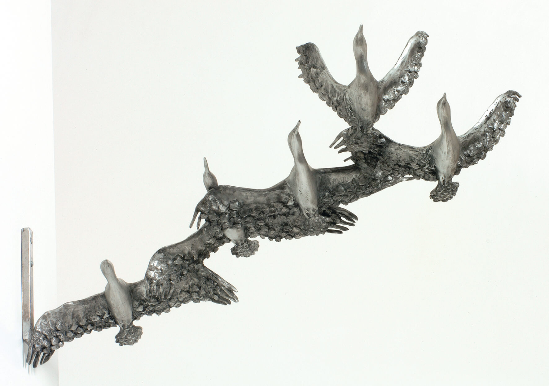29. Flight of Birds | Aluminum | 67 cm. 26.5 in.